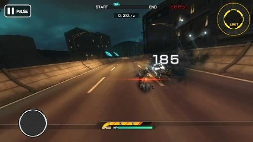 Final Fantasy 7: G-Bike Android Game Image 1