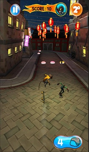 Beasty Skaters Android Game Image 1