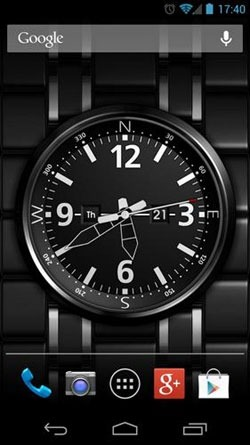 Watch Screen Android Wallpaper Image 1