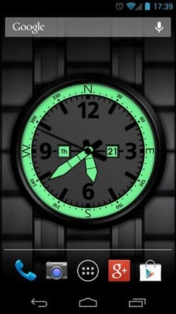 Watch Screen Android Wallpaper Image 2