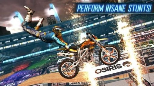 Motocross Meltdown Android Game Image 1