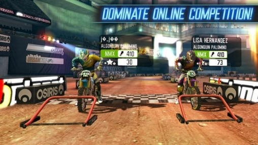 Motocross Meltdown Android Game Image 2