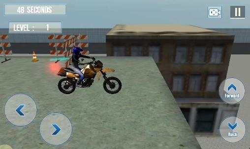 Bike Racing: Stunts 3D Android Game Image 2