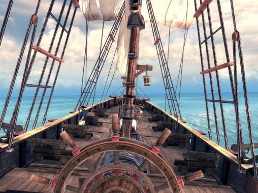 Assassin's Creed: Pirates Android Game Image 2
