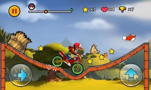 Moto Extreme Android Game Image 1