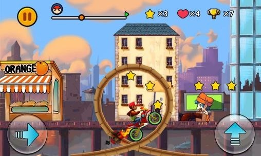 Moto Extreme Android Game Image 2