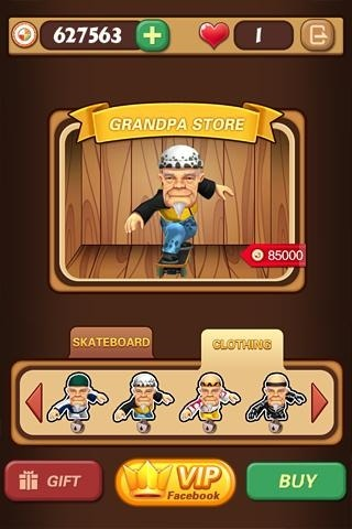 Crazy Grandpa 3 Android Game Image 1