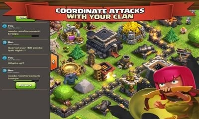 Clash of Clans Android Game Image 1