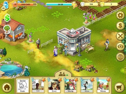 Farm Up Android Game Image 1