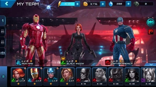 Marvel: Future Fight Android Game Image 2