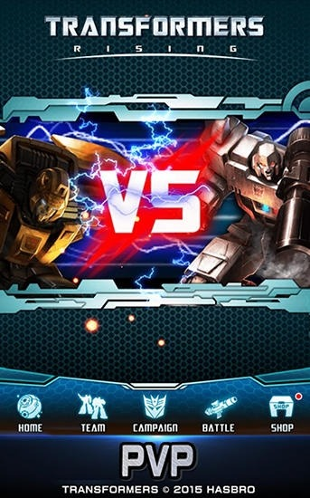 Transformers: Rising Android Game Image 2