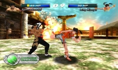 Tekken Card Tournament Android Game Image 2