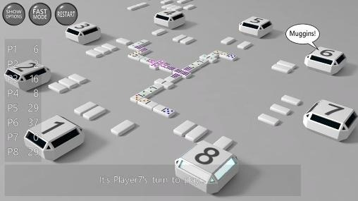 3D Dominoes Android Game Image 1