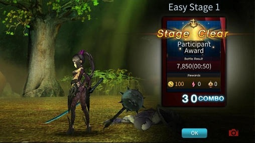 Hunting Girls: Action Battle Android Game Image 2