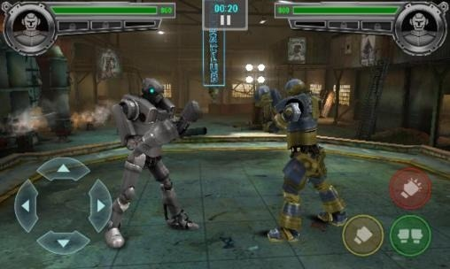 Real Steel: Champions Android Game Image 1