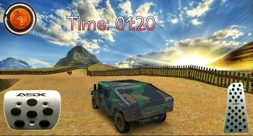 Extreme Offroad SUVs 4X4 Android Mobile Phone Game Image 1