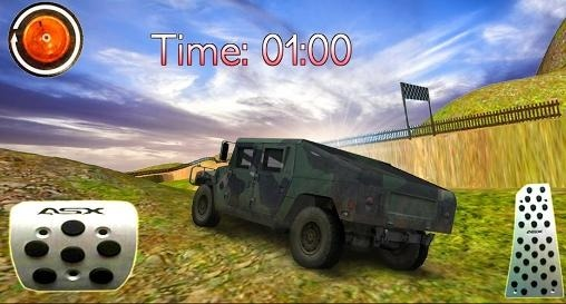 Extreme Offroad SUVs 4X4 Android Mobile Phone Game Image 2