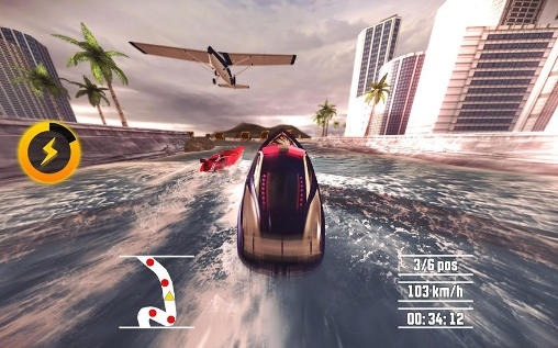 Driver Speedboat Paradise Android Game Image 2