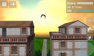 Backflip Madness Android Game Image 1