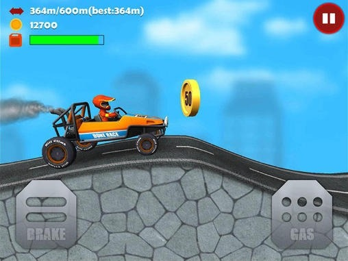 Hill Climb 3D: Offroad Racing Android Game Image 2