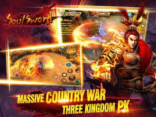 Three Kingdoms: Soul Sword Android Game Image 1