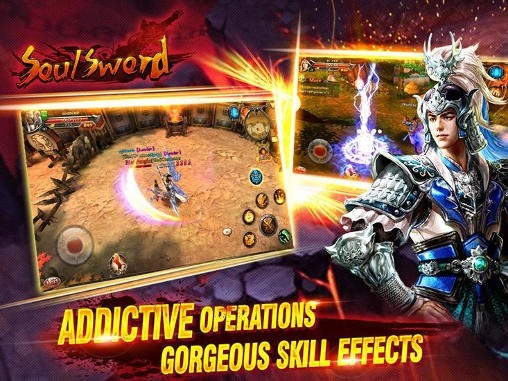Three Kingdoms: Soul Sword Android Game Image 2