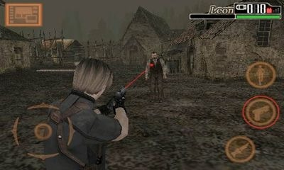 BioHazard 4 Mobile (Resident Evil 4) Android Game Image 1