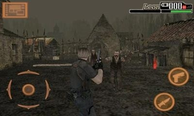 BioHazard 4 Mobile (Resident Evil 4) Android Game Image 2