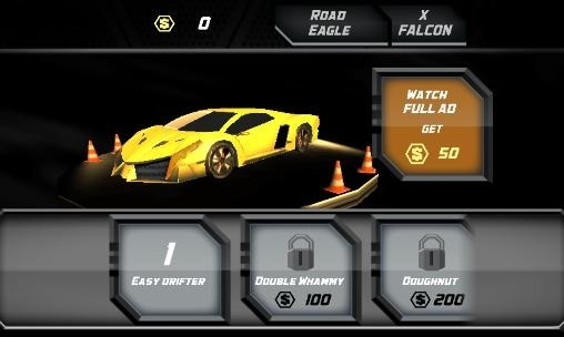 Furious Drift Challenge 2030 Android Game Image 1