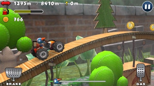 Mini Racing: Adventures Android Game Image 2