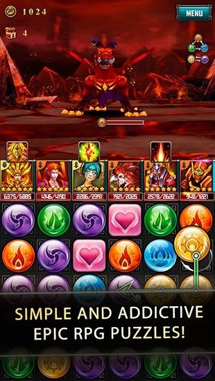 Monster Puzzle 3D Android Game Image 1