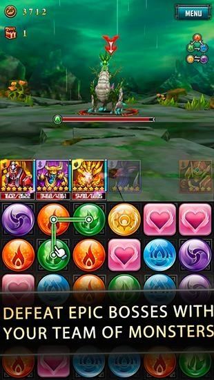 Monster Puzzle 3D Android Game Image 2