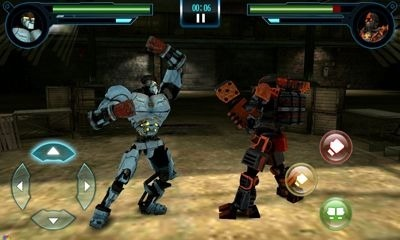 Real Steel. World Robot Boxing Android Game Image 2