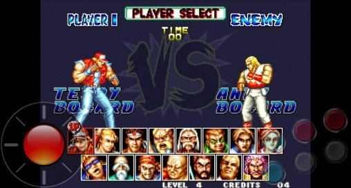 Fatal Fury: Special Android Game Image 1