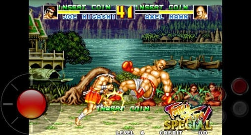 Fatal Fury: Special Android Game Image 2