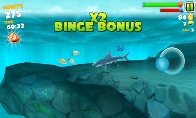 Hungry Shark Evolution Android Game Image 1