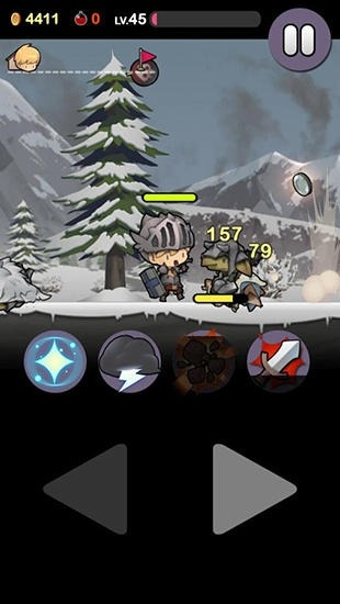 Brave John Android Game Image 1