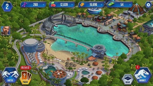 Jurassic World: The Game Android Game Image 1