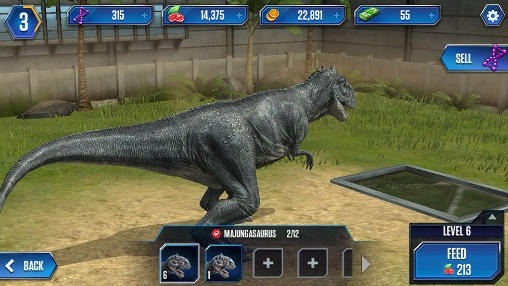 Jurassic World: The Game Android Game Image 2