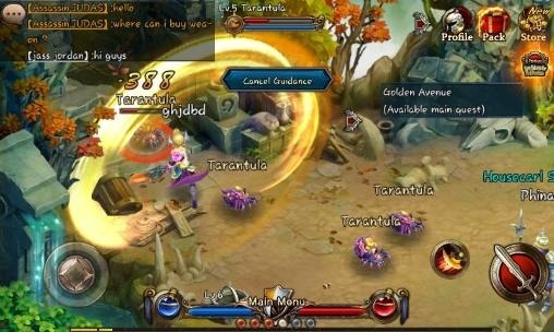Download Free Fairy Legends Flipped Heart Android Mobile