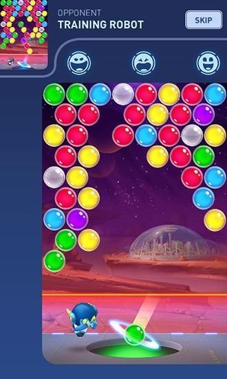 Mars: Bubble Jam Android Game Image 1