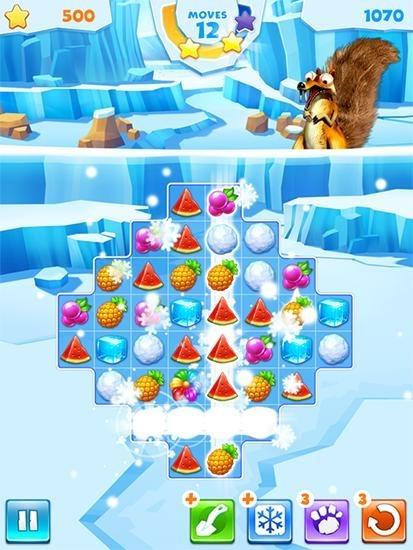 Ice Age: Avalanche Android Game Image 1