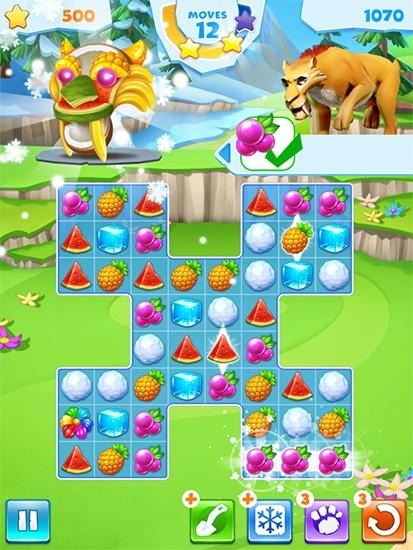 Ice Age: Avalanche Android Game Image 2