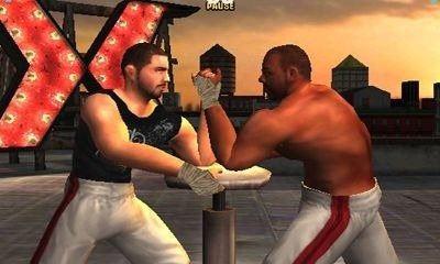 XARM Extreme Arm Wrestling Android Game Image 1