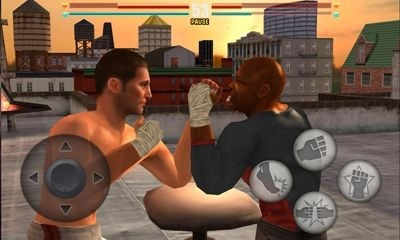 XARM Extreme Arm Wrestling Android Game Image 2