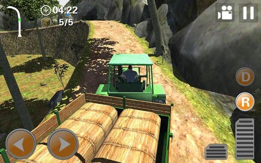 Off-Road 4x4: Hill Driver Android Game Image 1
