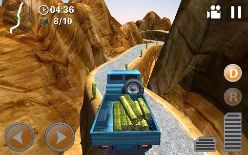 Off-Road 4x4: Hill Driver Android Game Image 2