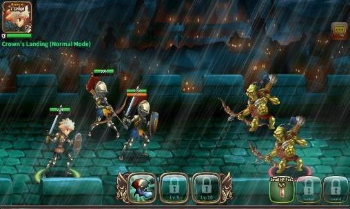 Dragon Blaze Android Game Image 1