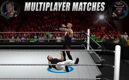 WWE 2K Android Game Image 2