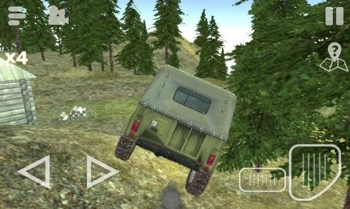 4x4 SUVs Russian Off-road 2 Android Game Image 2